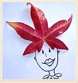 Kidfunideas.com leaf buddies autumn craft project