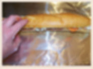 Kidfunideas.com french bread pizza sandwich directions