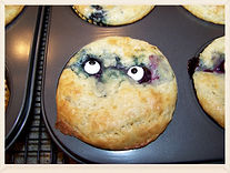 Kidfunideas.com blue berry muffin recipe