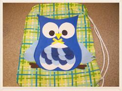 Kidfunideas.com Owl backpack