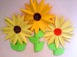 Summer Sunflower Craft