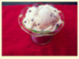 Kidfunideas.com No churn ice cream.  This tasty ice cream can be make without an ice cream maker.  A fun sleepover activity or summertime treat
