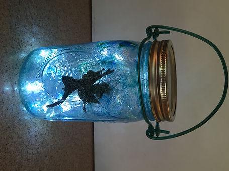 Kidfunideas.com Pixie light craft!