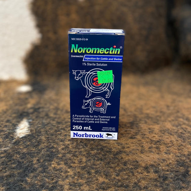Injectable Noromectin