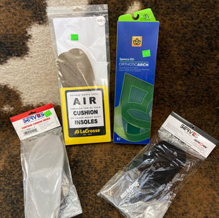 Boot/Shoe Insoles