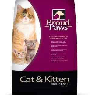 ADM Proud Paws - Cat & Kitten