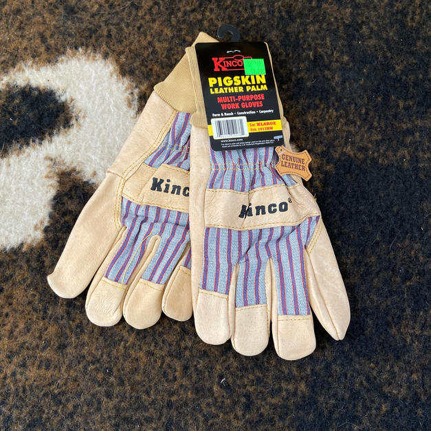 Kinco - Pigskin Leather