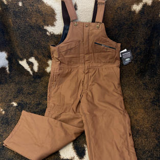Key - Insulated Overall