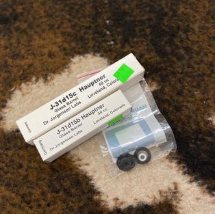 Hauptner - Syringe Parts