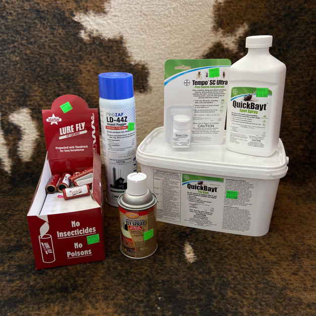 Fly Control Products
