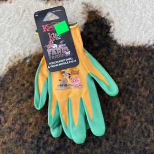 Kinco - Nylon/Foam Nitrile Palm