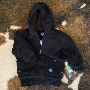 Key - Toddler/Youth Insulated Coat