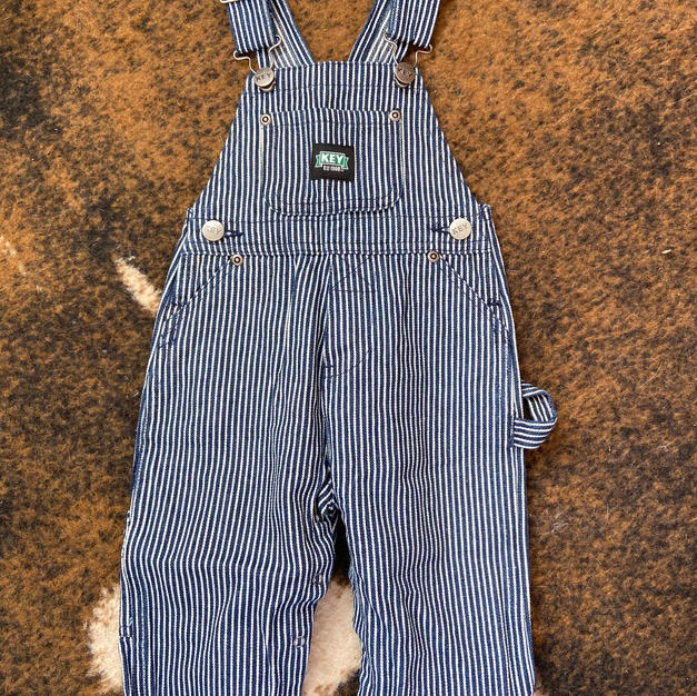Key - Infant/Toddler Bib Overalls