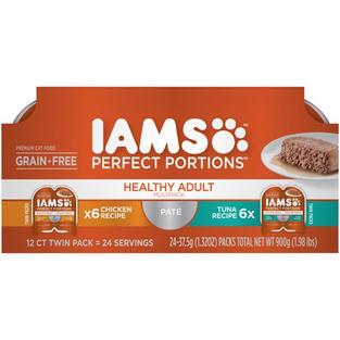 Iams Feline - Healthy Adult Chicken/Tuna Soft