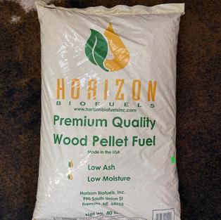 Horizon Biofuels - Wood Fuel Pellet