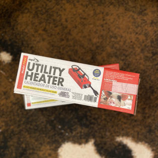 Utility Heater 500w