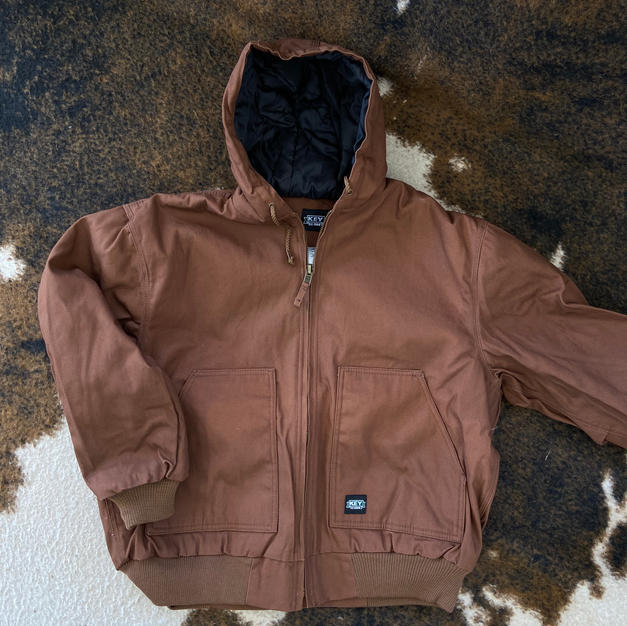 Key - Insulated Coat