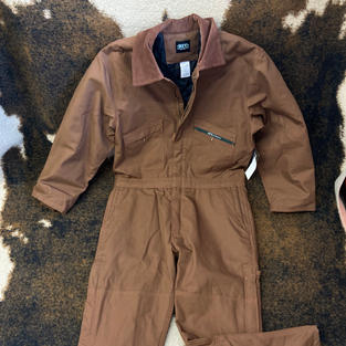 Key - Insulated Coverall