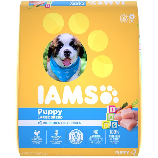 Iams Canine - Large Breed Puppy