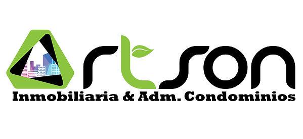 logo artson inmobiliaria y condominios