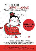 Clases de baile Granada sevillanas flamenco