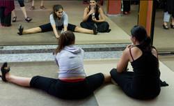 Master class con Patricia Guerrero