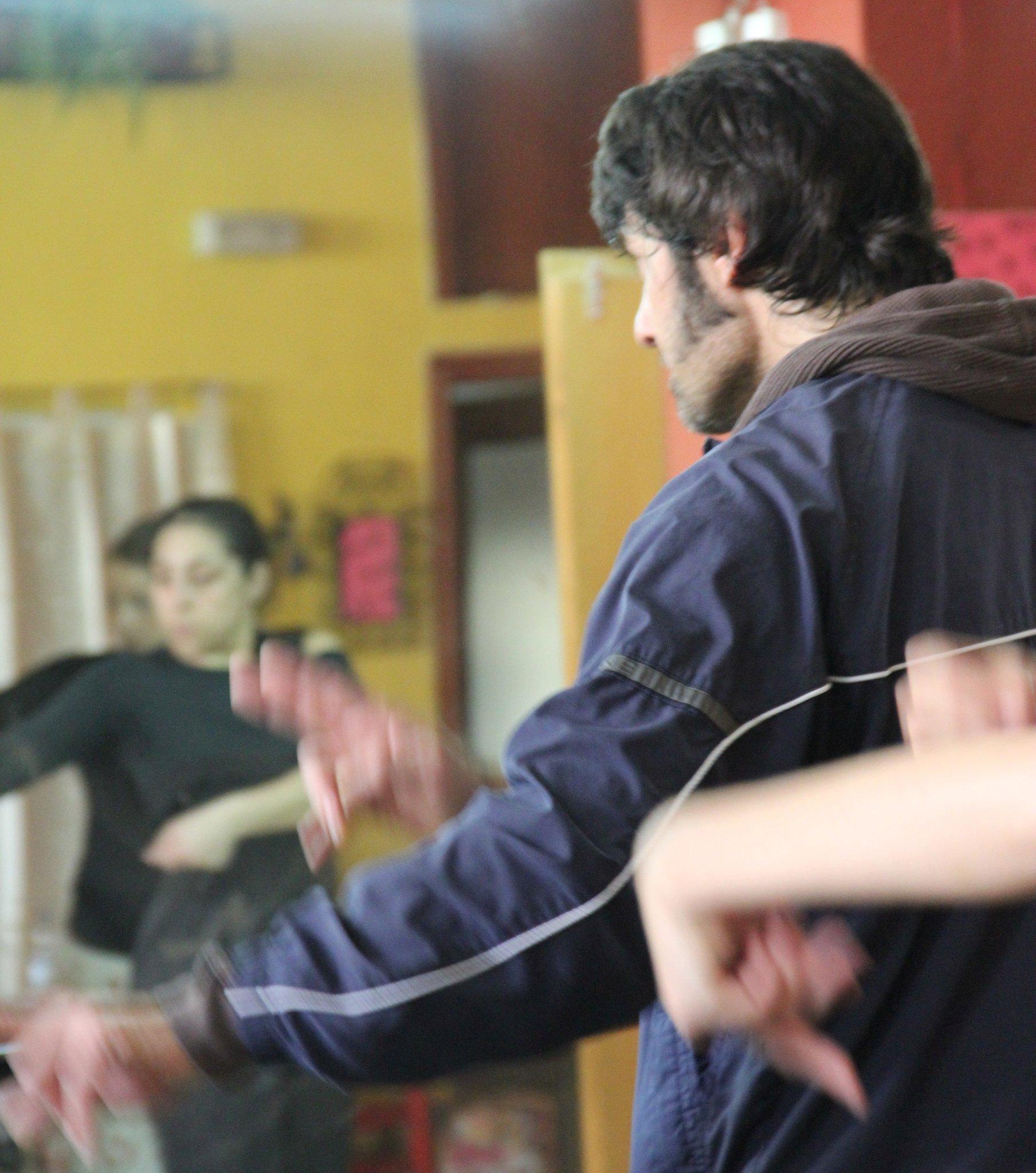 Intensivo de baile con Joaquin Grilo