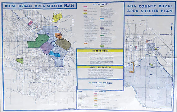 Ada County Emergency Shetler Plan