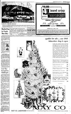 Independent November 2 1961