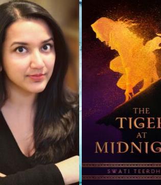 Swati Teerdhala: The Tiger at Midnight