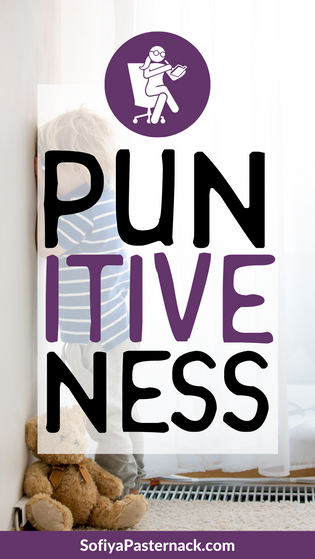 CHARACTER THERAPY | Punitiveness