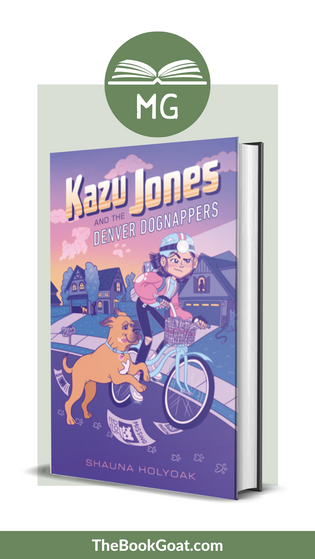 Review | Kazu Jones and the Denver Dognappers