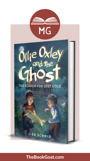 Review | Ollie Oxley and the Ghost: The Search for Lost Gold