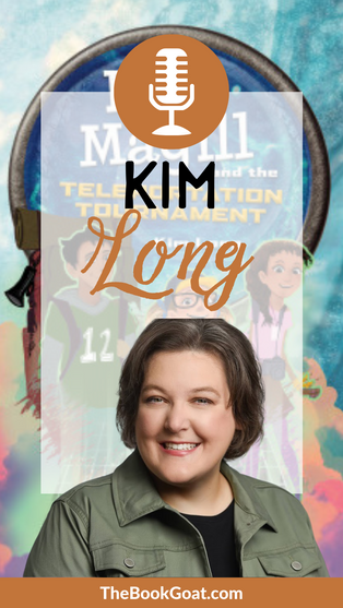 Kim Long | Lexi Magill and the Teleportation Tournament