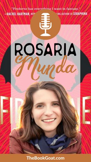 Rosaria Munda   Fireborne