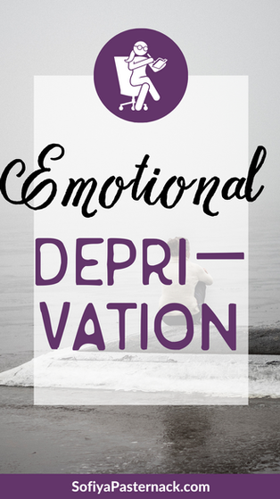 CHARACTER THERAPY | Emotional Deprivation