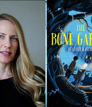 Heather Kassner: the Bone Garden