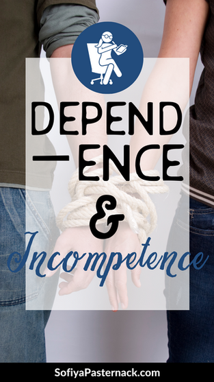 CHARACTER THERAPY | Dependence and Incompetence