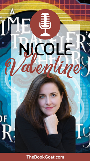 Nicole Valentine   A Time Traveler's Theory of Relativity
