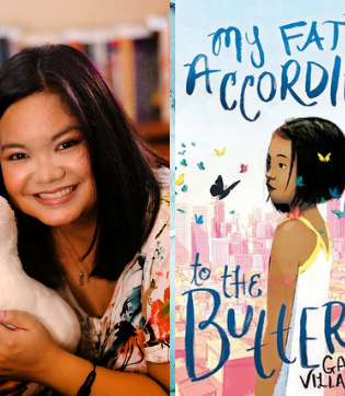 Gail D. Villanueva: My Fate According to the Butterfly