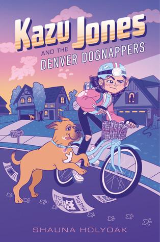 Review: Kazu Jones and the Denver Dognappers