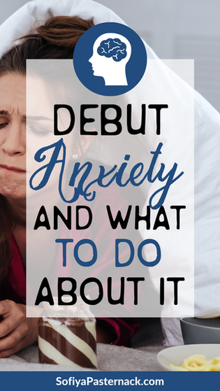 Debut Anxiety