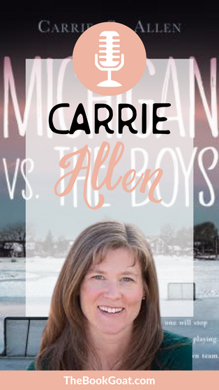 Carrie Allen | Michigan vs the Boys