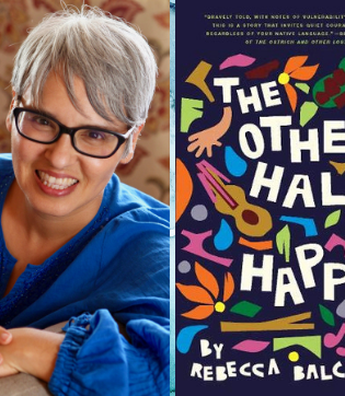 Rebecca Balcárcel: The Other Half of Happy
