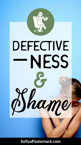 CHARACTER THERAPY | Defectiveness and Shame