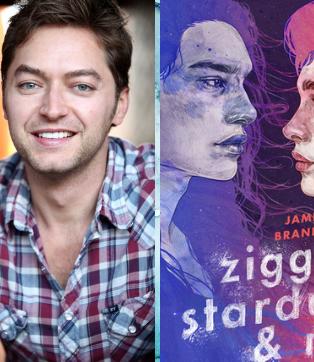 James Brandon: Ziggy, Stardust, and Me