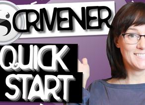 Video & Tutorial: Scrivener 3   Quick Start