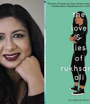 Sabina Khan: The Love and Lies of Rukhsana Ali