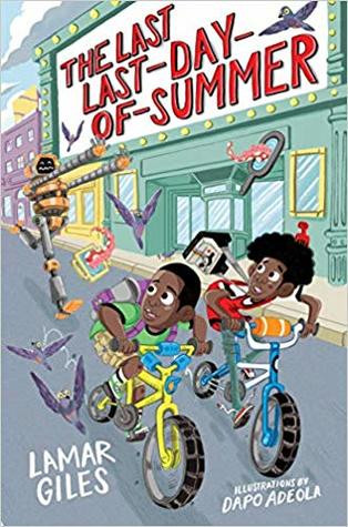 Review: The Last Last-Day-of-Summer