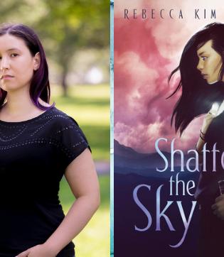 Rebecca Kim Wells: Shatter the Sky